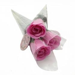 Rosa de Jabón Pequeña Color...